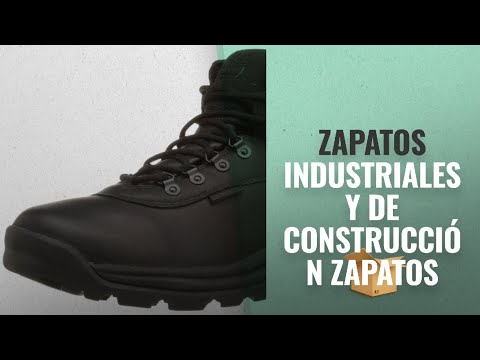 10 Mejores Zapatos Industriales Y De Construcción 2018: Timberland White Ledge Men's Waterproof
