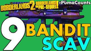 top 9 best bandit and scav guns and weapons in borderlands 2 and the pre sequel pumacounts