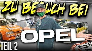 JP Performance - Zu Besuch bei Opel | Teil 2