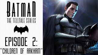 Batman: The Telltale Series - Let