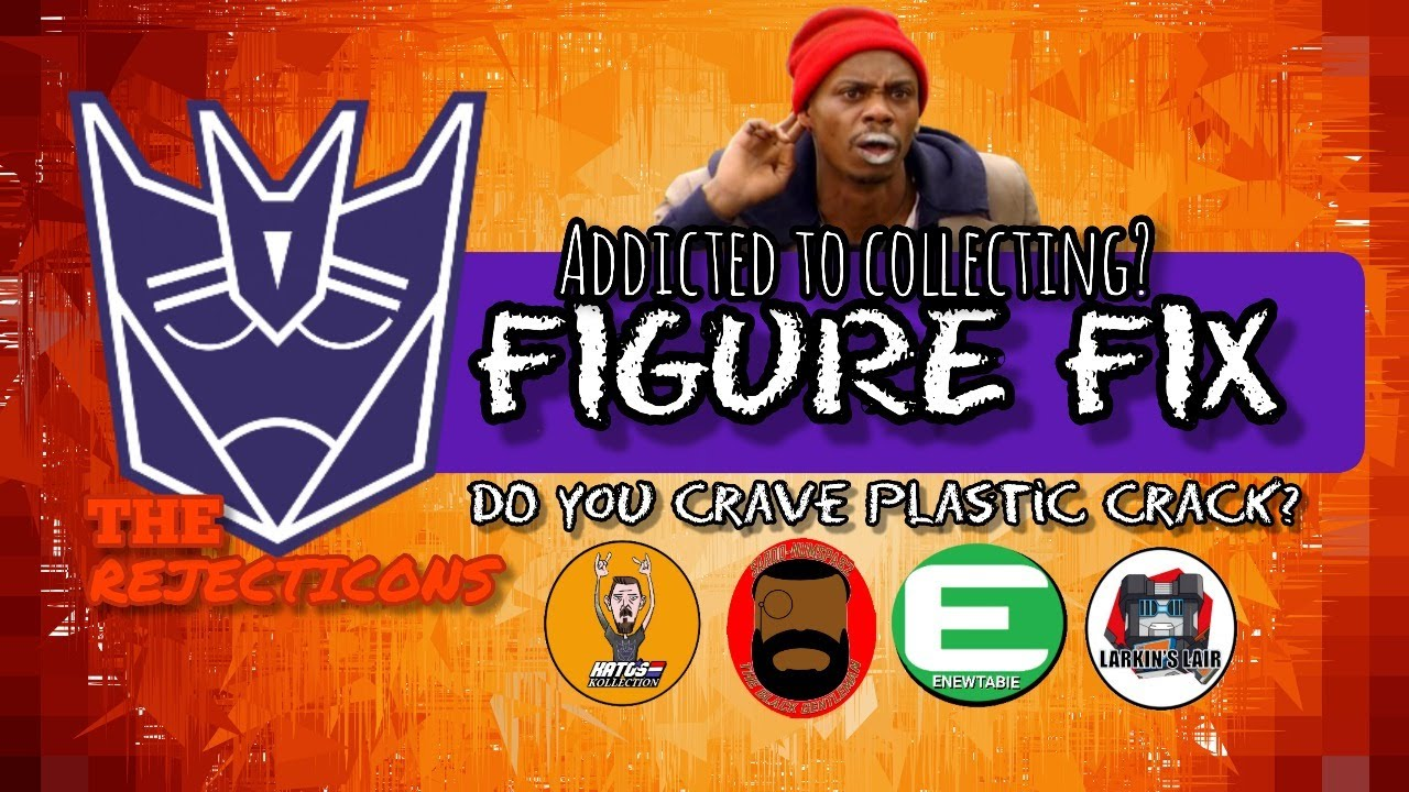 Rejecticons Discussion: Are You Addicted to Collecting?
