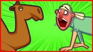 BARZELLETTA DIVERTENTE [NEL DESERTO] Barzellette. Video divertenti