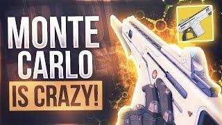 """Destiny THE AMAZING """"MONTE CARLO"""" AUTO RIFLE BUFFED - Destiny Buffed Auto Rifles """"Monte Carlo"""""""