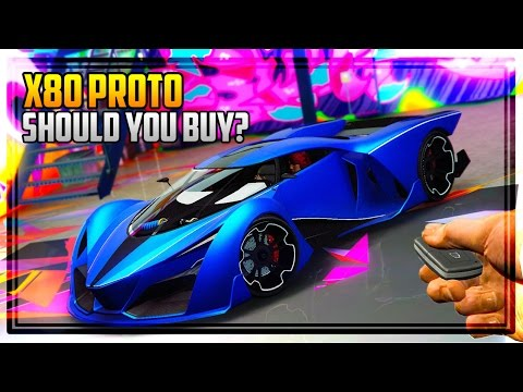 GTA 5 - Is The 'Grotti X80 Proto' Worth $3,000,000? Should You Buy It? (Pros & Cons)