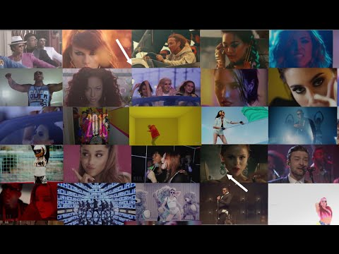 350 Songs Pop Danthology New 2016 + 2015 part 1+2 +2014 + 2013 +2012 +2011