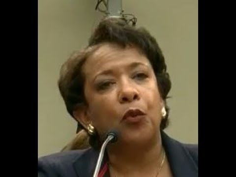Loretta Lynch 'New evidence uncovered suggests she's in a heap of trouble'