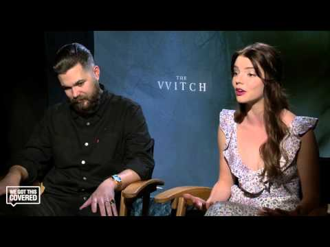 Exclusive Interview: Robert Eggers and Anya Taylor-Joy Talk The Witch [HD]