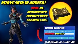 PATCH 8.40 NOUVELLE MISE À JOUR! SHOP 17 AVRIL - FORTNITE ITA LIVE - CODE ORG-ALE