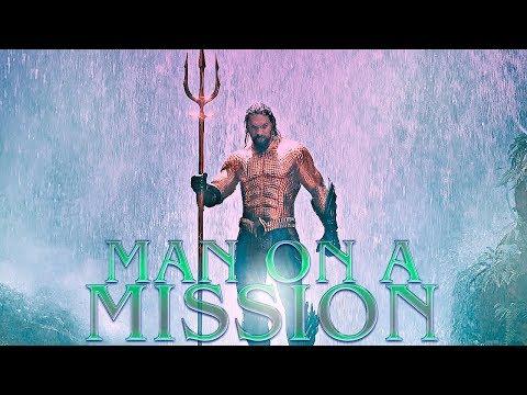 » man on a mission (arthur curry | aquaman)