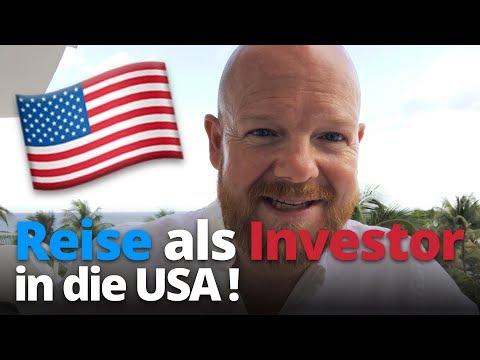 Warum du als Investor in die USA reisen musst!