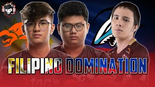 How Filipino Dota 2 Dominated the World in October | TNC and Team Adroit