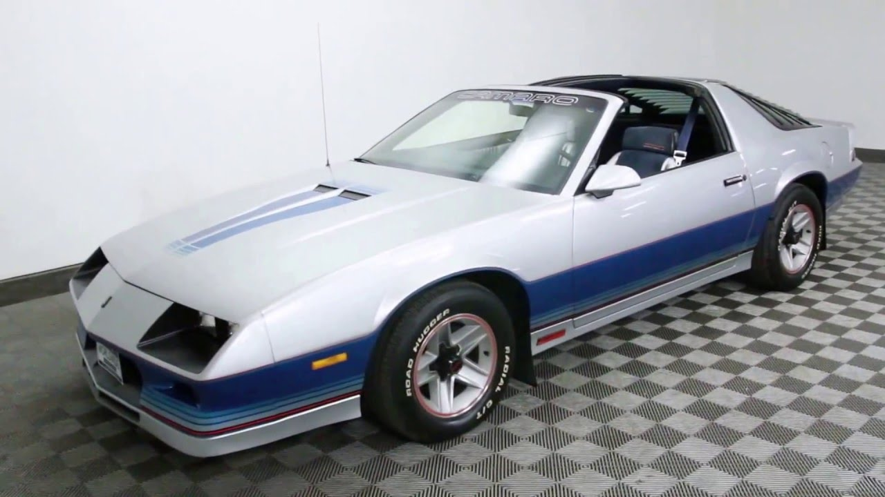 1982 chevrolet camaro for sale youtube. Black Bedroom Furniture Sets. Home Design Ideas