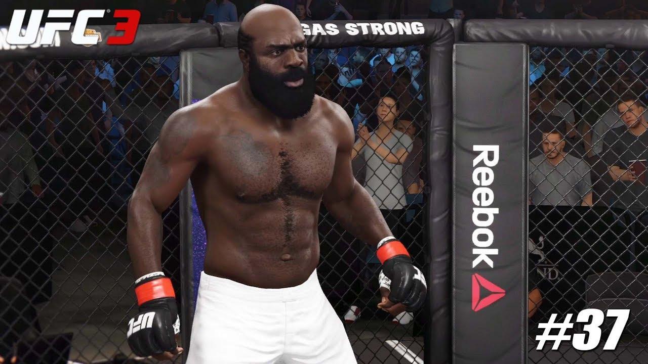 Ea Sports Ufc 3 Ps4 Pro 1080p 60fps Match Kimbo Slice Vs Dana White 37 Youtube