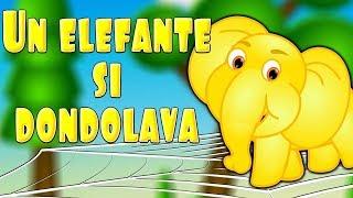 Un elefante si dondolava | La più grande raccolta di canzoni per bambini piccoli