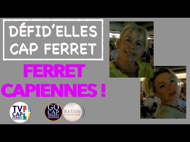 DÉFID'ELLES - Témoignage Emmanuelle et Joëlle -  Gala de clôture - RAID CAP FERRET SEPTEMBRE 2021