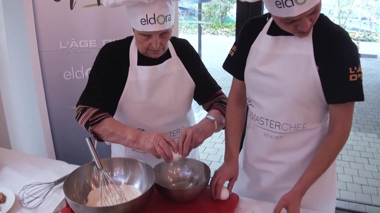 La finale de Master Chef Senior aux restaurant
