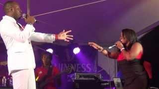 Da'Ville & Ilismo - All My Life - Red Affair Event - Moonlight City, Grenada - 2014