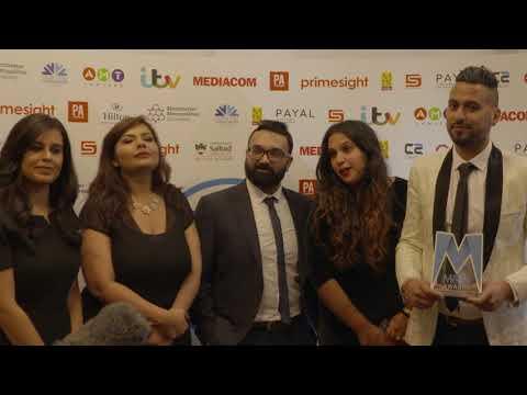 Sabras Radio - Regional Radio Station of the Year - Asian Media Awards 2017