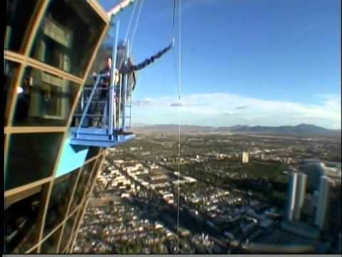 vegas jump off building