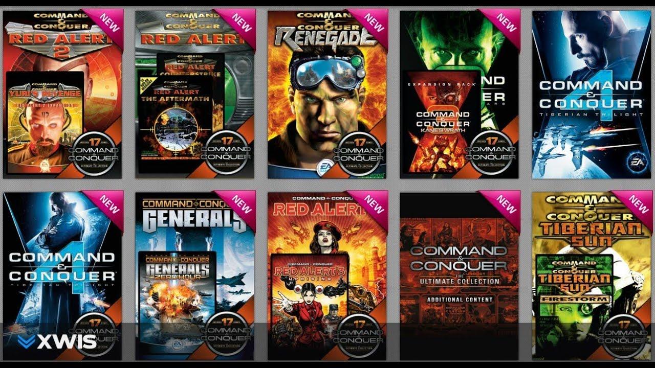 [Аккаунт] Сборник Command & Conquer + (Секретный вопрос)