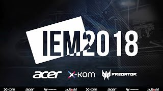 IEM 2018 Panel X-KOM #8