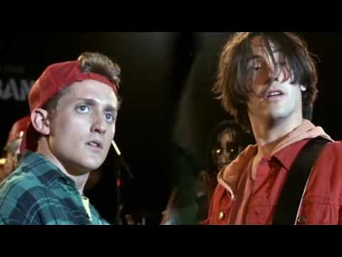 Bill and Ted's Excellent Midlife Crisis
