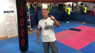 Back-Kicks ♦ Michael Kuhr ♦ Kuhr Security Berlin