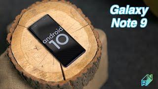 Samsung Galaxy Note 9 Android 10 - warto w 2020? | Robert Nawrowski