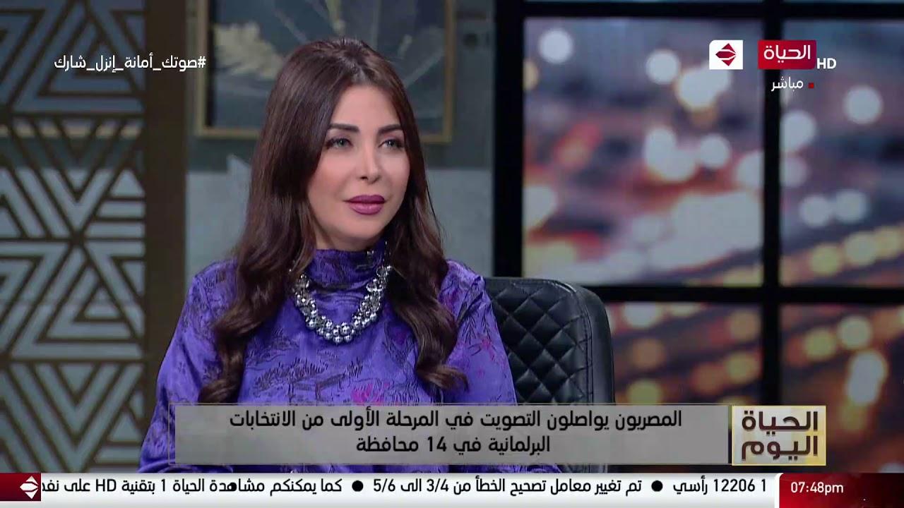 محمود نفادي: نسبة الحضور ستصل إلى أكثر من 30% بانتخابات مجلس النواب وهي جيدة نظرا لظروف جائحة كورونا