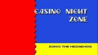 Sonic 2 Music: Casino Night Zone (2-player)