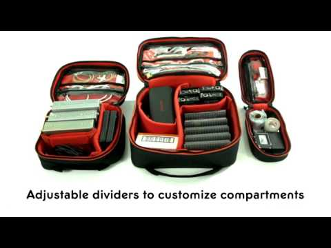 Stingray KGB Family of K-Tek Gizmo Bags
