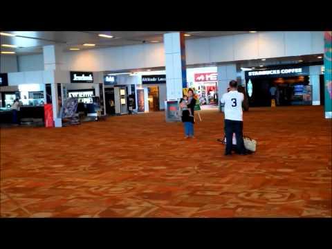 Travel Guide India part 1, New Delhi Airport IGI Terminal 3