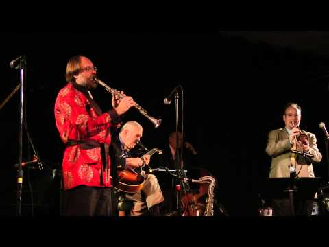 """""""SQUEEZE ME"""": MARTY GROSZ at JAZZ AT CHAUTAUQUA 2011"""