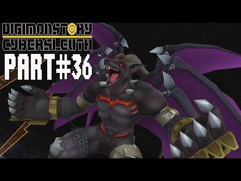 Digimon Story Cyber Sleuth Walkthrough Part 36 Gameplay Lets Play