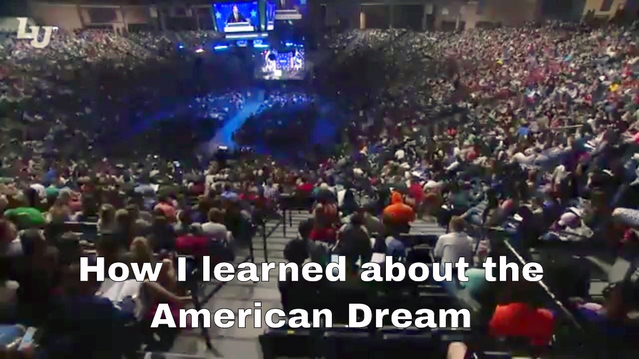 Glenn Davis shares how he learned about the American Dream