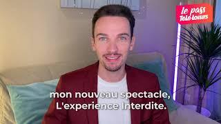 Rencontrez le mentaliste Léo Brière et assistez à son spectacle
