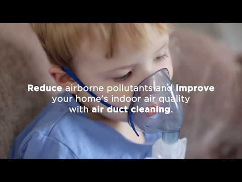 Keep your family safe with air duct cleaning