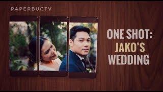 ONE SHOT: JAKO AND GILL (A Paperbug Wedding)