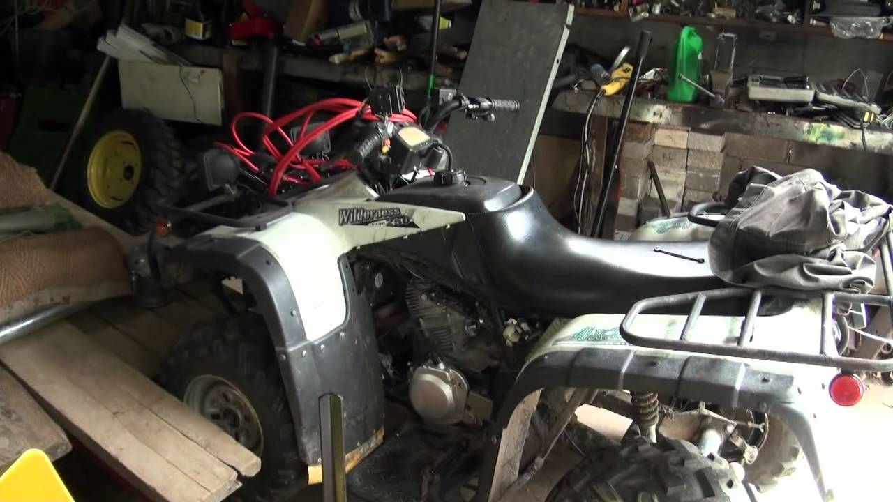 Free Baja 90cc Atv But Not For Me Youtube 2005 Wiring Diagram