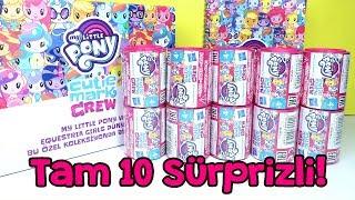 10 Sürprizli My Little Pony Cutie Mark Crew Paketleri | Zep