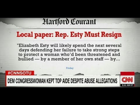 Connecticut newspaper the Hartford Courant calls for Elizabeth Esty to resign (CT GOP)