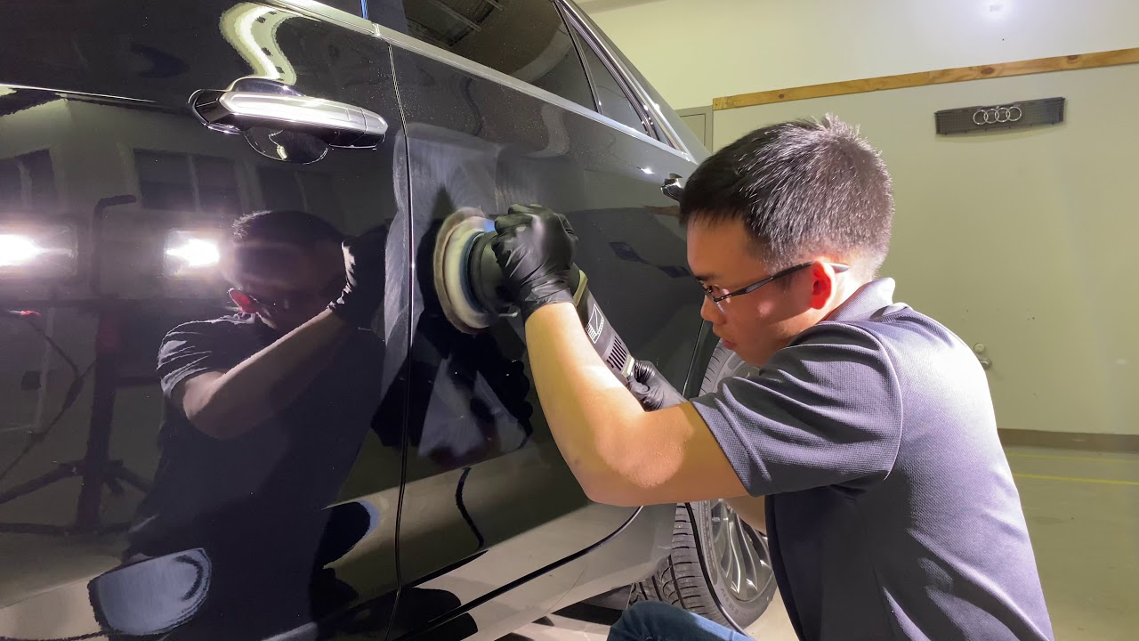 Why Is Paint Correction Expensive?