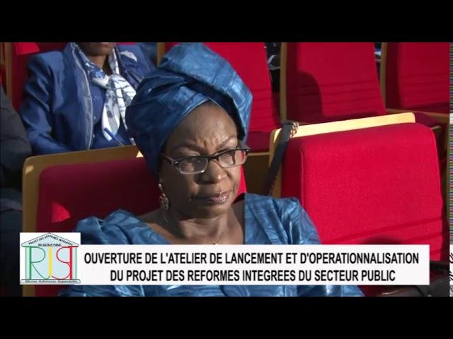 ATELIER DE LANCEMENT ET D'OPERATIONNALISATION DU PRISP