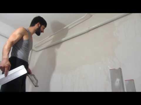 видео: Шлифовка стен без пыли!