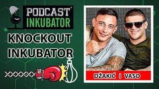 Knockout Inkubator - Vaso i Džakić udaraju krušku