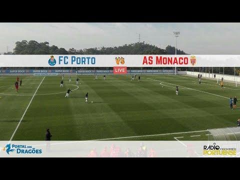 Relato FC Porto vs AS Monaco