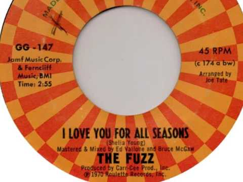 "The Fuzz ""I Love You For All Seasons"" My Extended Version!"
