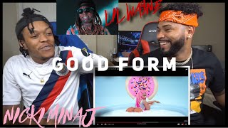 OMG NICKI I NEED YOU 😍 Nicki Minaj - Good Form ft. Lil Wayne | FVO Reaction