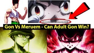 can-gon-defeat-meruem-what-if-gon-vs-meruem-happened-hunter-x-hunter-explained