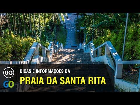 Praia da Santa Rita, Ubatuba - Dicas, informações, o que fazer e qualidade da água